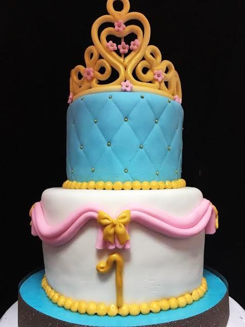 Cake De Fondant En Panama