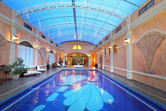 Ofertasimple oferta anterior paga 143 por una noche for Boquete piscina