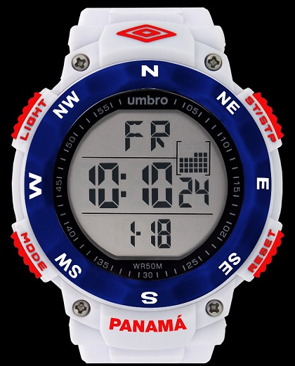 882aaaf02774 Opción 2  Paga  29 por un reloj rojo marca Umbro edición especial tamaño  grande + llavero de obsequio (Valor  60).